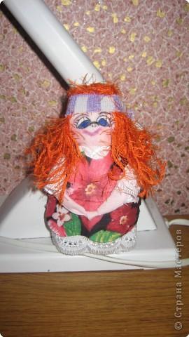 Шитьё: Мой вариант куклы  Анфиса фото 1