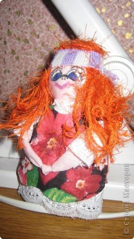 Шитьё: Мой вариант куклы  Анфиса фото 2