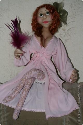 Кукла-грелка на самовар фото 5
