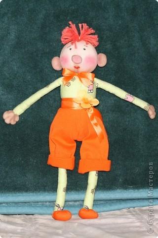 Кукла-грелка на самовар фото 12