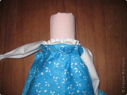 Шитьё: кукла фото 13