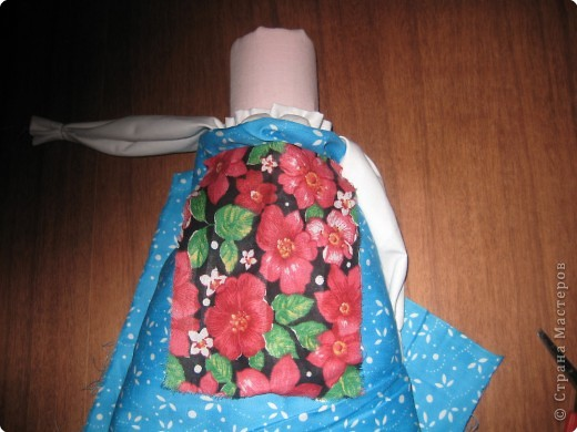 Шитьё: кукла фото 14