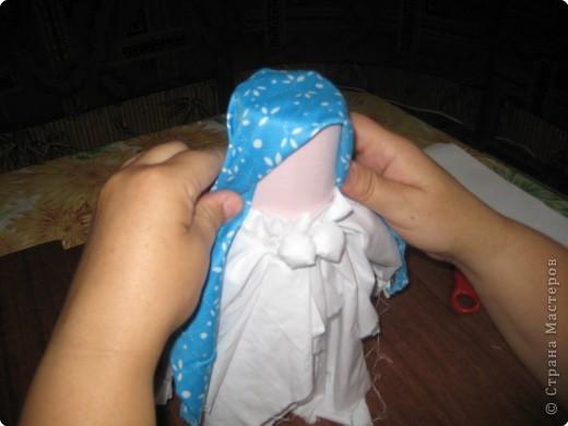 Шитьё: кукла фото 15