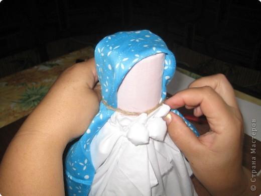 Шитьё: кукла фото 16