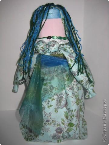 Шитьё: обрядовая кукла для праздника Троица