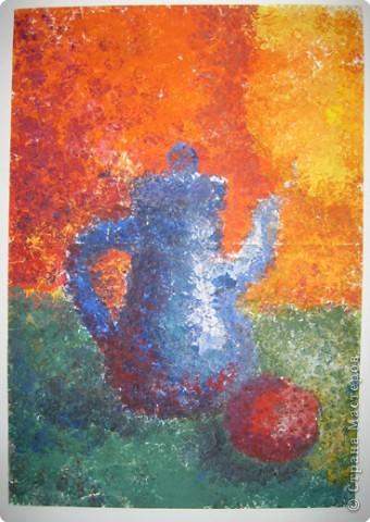 Рисование и живопись: Живописный натюрморт фото 1