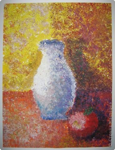 Рисование и живопись: Живописный натюрморт фото 2