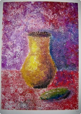 Рисование и живопись: Живописный натюрморт фото 3