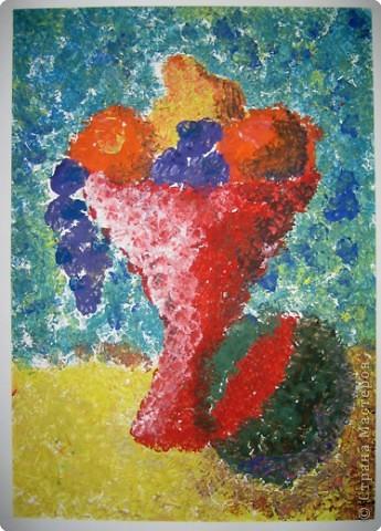Рисование и живопись: Живописный натюрморт фото 5
