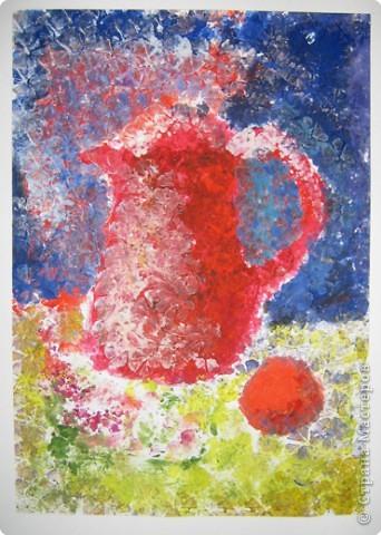 Рисование и живопись: Живописный натюрморт фото 7