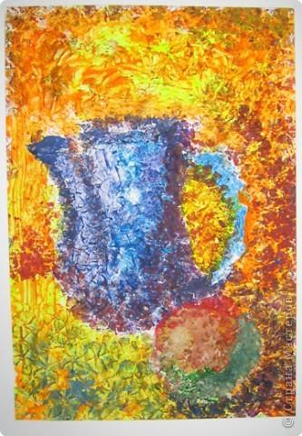 Рисование и живопись: Живописный натюрморт фото 8