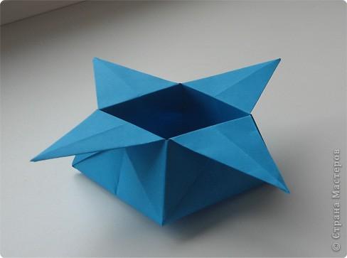 Оригами: коробочки-оригами фото 1
