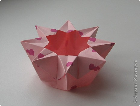 Оригами: коробочки-оригами фото 2