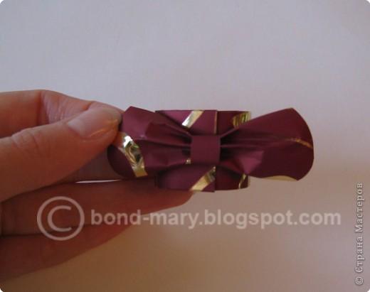 """Оригами: Мастер-класс """"Императорская семья"""" фото 11"""