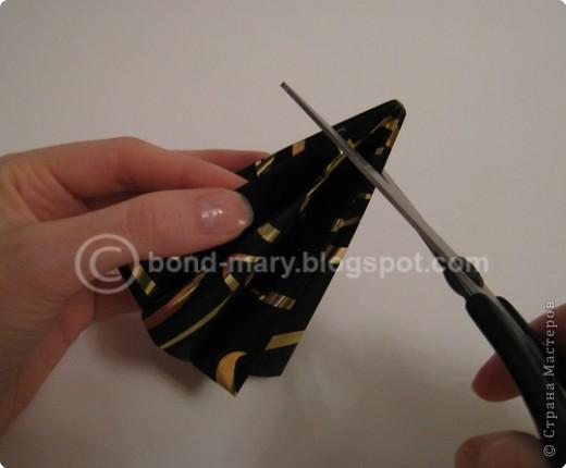 """Оригами: Мастер-класс """"Императорская семья"""" фото 34"""