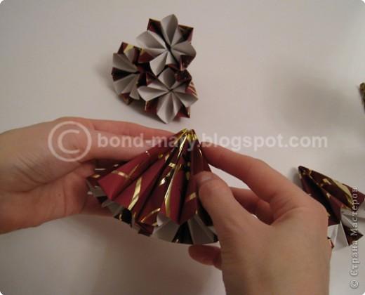 """Оригами: Мастер-класс """"Императорская семья"""" фото 37"""