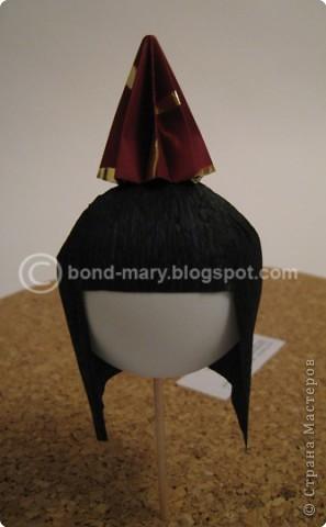 """Оригами: Мастер-класс """"Императорская семья"""" фото 43"""
