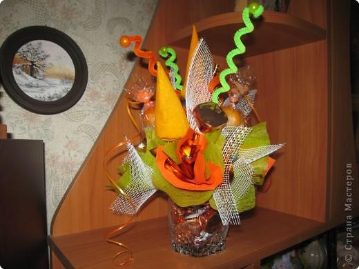 Моделирование: Букет из конфет фото 3