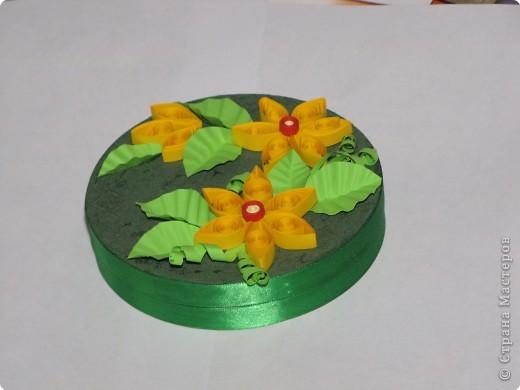 Коробочки-шкатулочки фото 1