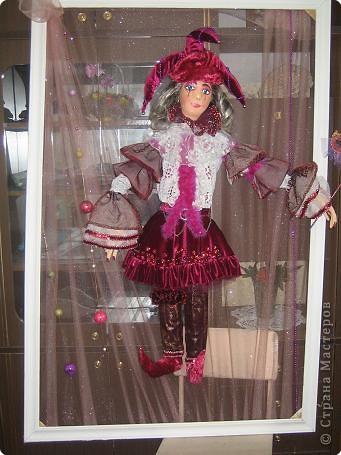 Моделирование: Интерьерные куклы фото 1