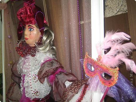 Моделирование: Интерьерные куклы фото 2