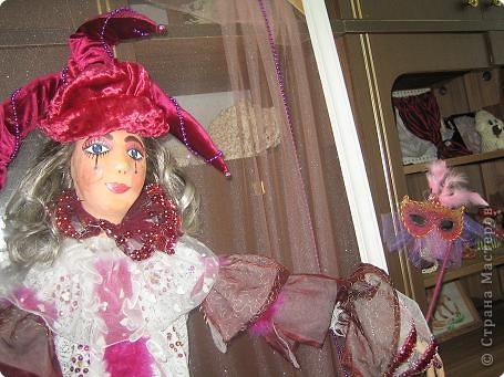 Моделирование: Интерьерные куклы фото 3
