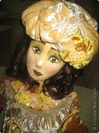 Моделирование: Интерьерные куклы фото 4