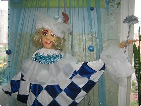 Моделирование: Интерьерные куклы фото 6