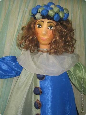 Моделирование: Интерьерные куклы фото 9
