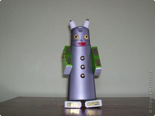 Конструктор: робот