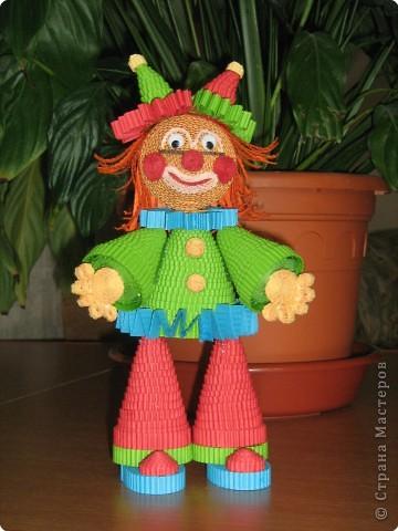 Привет всем я веселый клоун Гоша фото 2