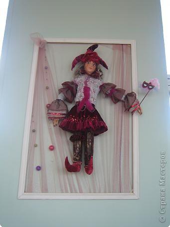 Моделирование: Интерьерные куклы фото 8