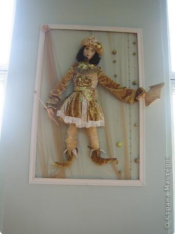 Моделирование: Интерьерные куклы фото 5