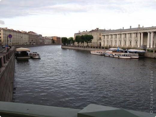 Утренний Санкт-Петербург фото 3