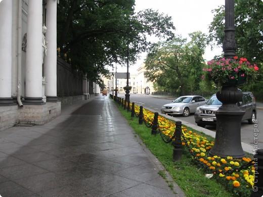 Утренний Санкт-Петербург фото 5