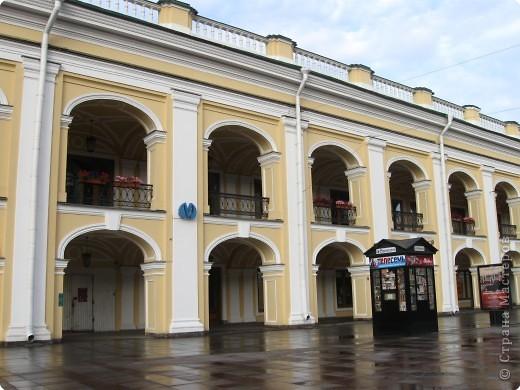 Утренний Санкт-Петербург фото 6
