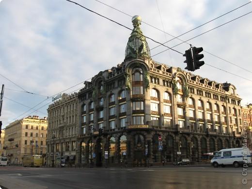 Утренний Санкт-Петербург фото 7