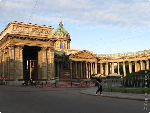 Утренний Санкт-Петербург фото 9