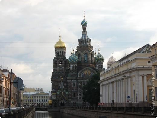 Утренний Санкт-Петербург фото 8