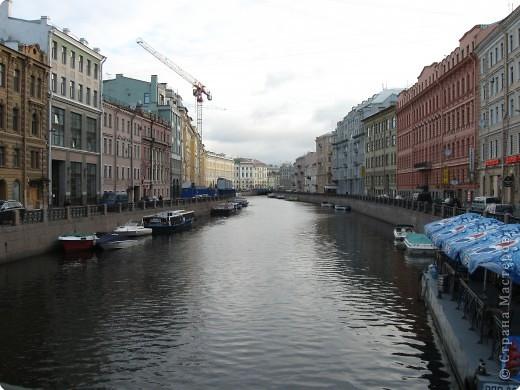 Утренний Санкт-Петербург фото 13