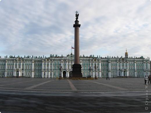 Утренний Санкт-Петербург фото 14