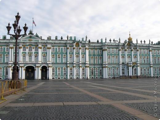 Утренний Санкт-Петербург фото 16