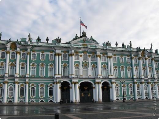 Утренний Санкт-Петербург фото 17