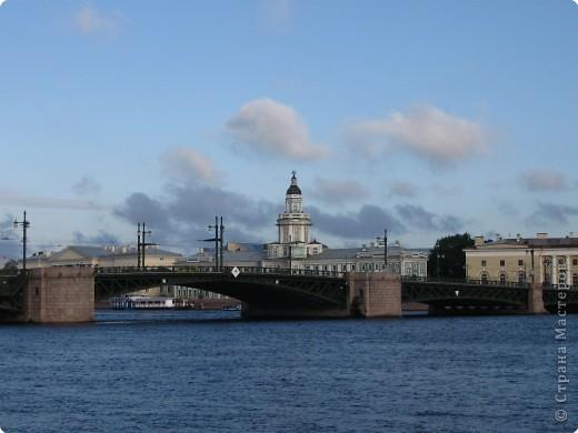 Утренний Санкт-Петербург фото 19