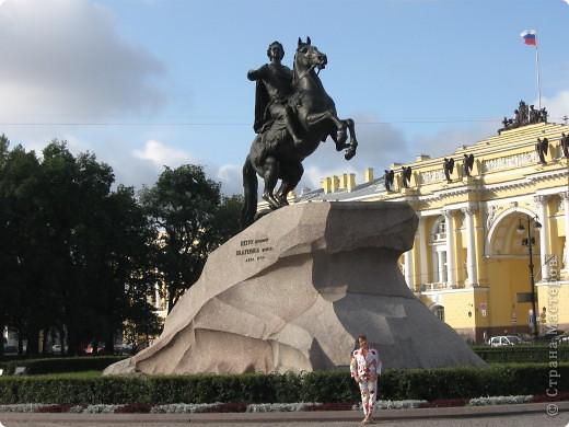 Утренний Санкт-Петербург фото 20