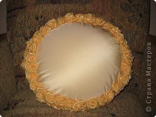 Декоративная подушка фото 1