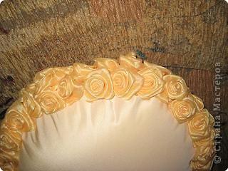 Декоративная подушка фото 2