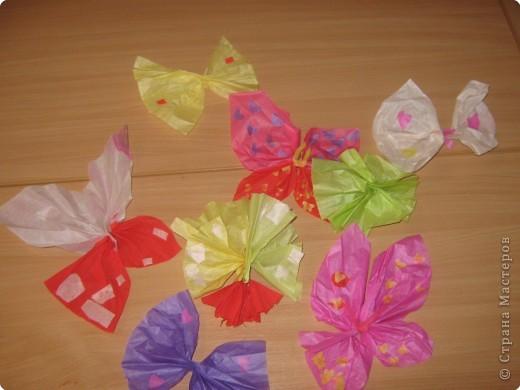 Моделирование: бабочки