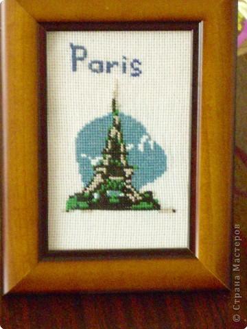 мечта о Париже