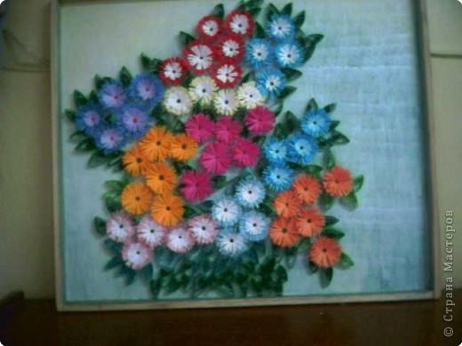 Поделки весенних цветов - Поделки